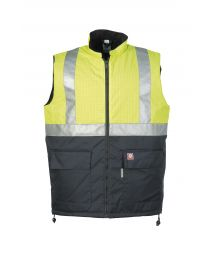 Sioen Brandvertragende Bodywarmer Uni