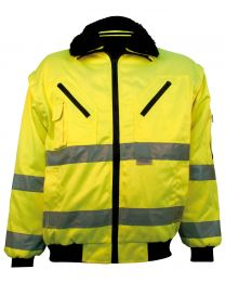 M-Wear Reflecterend Pilotjack Uni