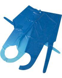 Wegwerpkleding, Werkschort Polyethyleen