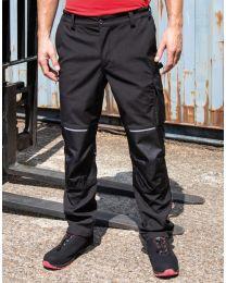 Slim Softshell Work Trousers