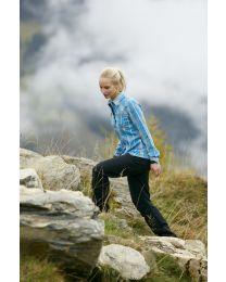 Blouses James & Nicholson UV-protector Trekking shirt lange mouw dames