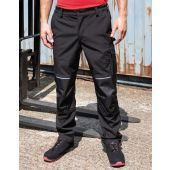 Slim Softshell Work Trousers