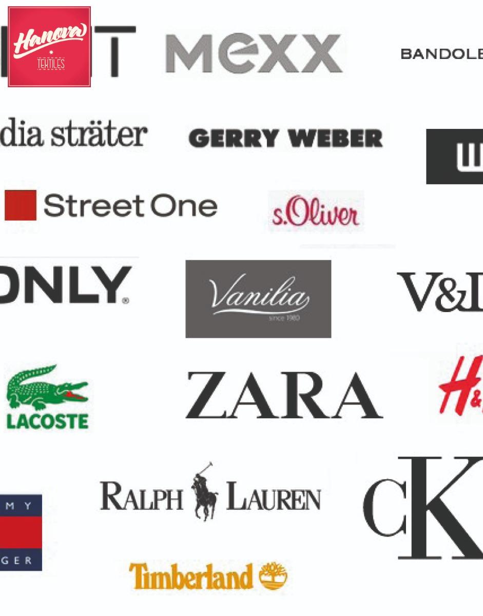Werkkleding, onze merken